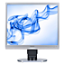 Brilliance จอ LCD ที่มี Ergo base, USB, Audio
