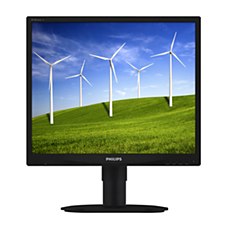19B4QCB5/73  LCD monitor with SmartImage