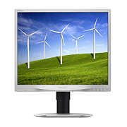 Brilliance LCD monitor s funkcijom SmartImage