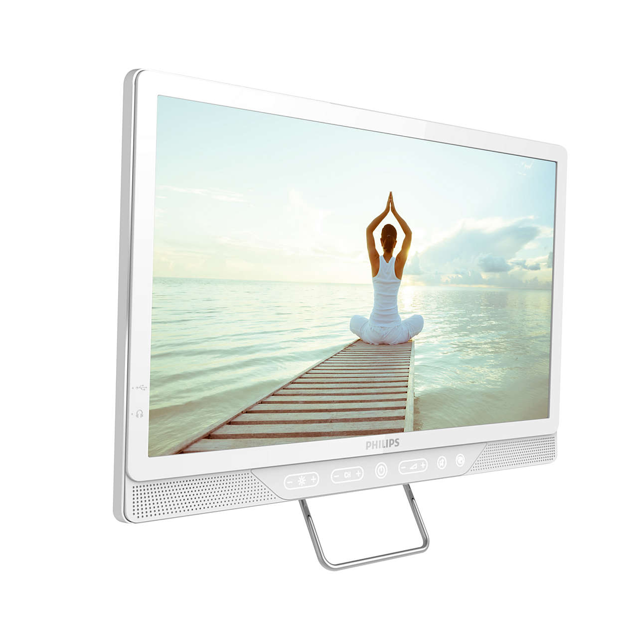 Et unikt natbords-TV