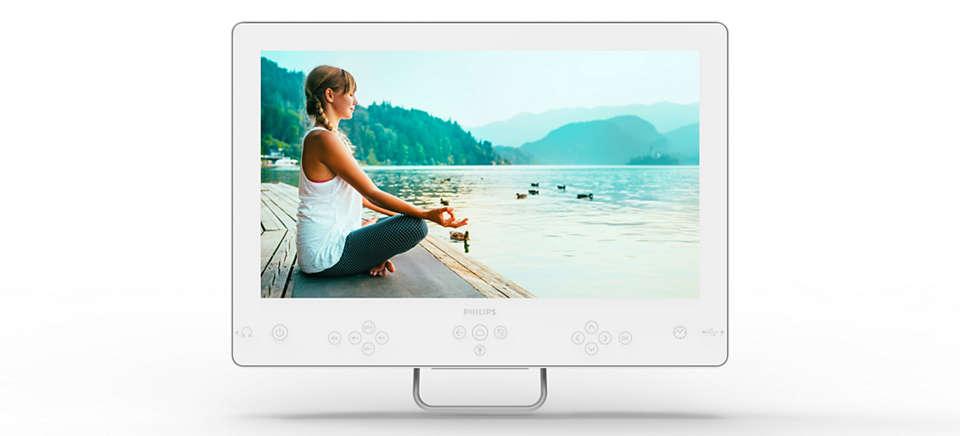 Профессиональный прикроватный телевизор