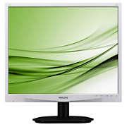 LCD monitor, LED backlight