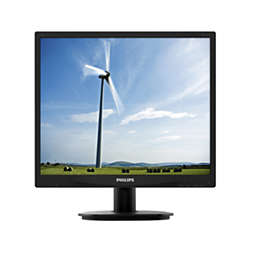 LED-backlit LCD monitor