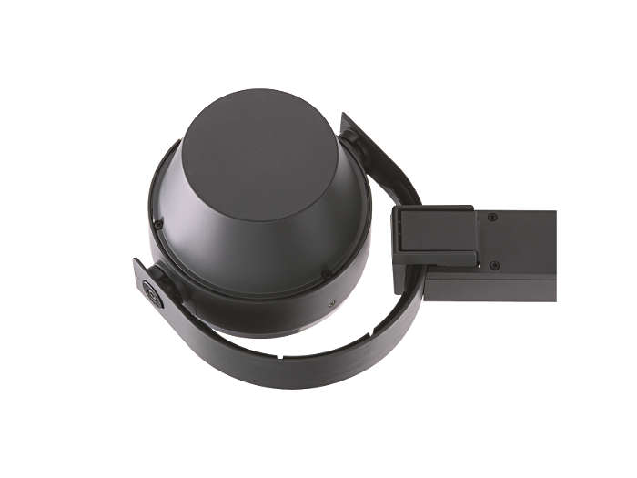 UrbanScene CGP700 urban-lighting luminaire, horizontal rotation