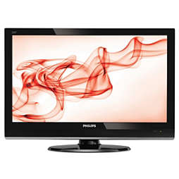 LCD monitor with Analog TV tuner