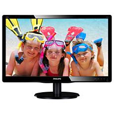 200V4QSBR/00  LCD-monitor met LED-achtergrondverlichting