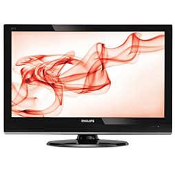 LCD монитор с цифров ТВ тунер