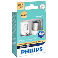 2057AULAX2 Ultinon LED Ampoule pour clignotant de voiture