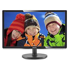 206V6QSB6/70  شاشة LCD مع SmartControl Lite