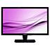 Brilliance 配備 LED 背光的 LCD 顯示器