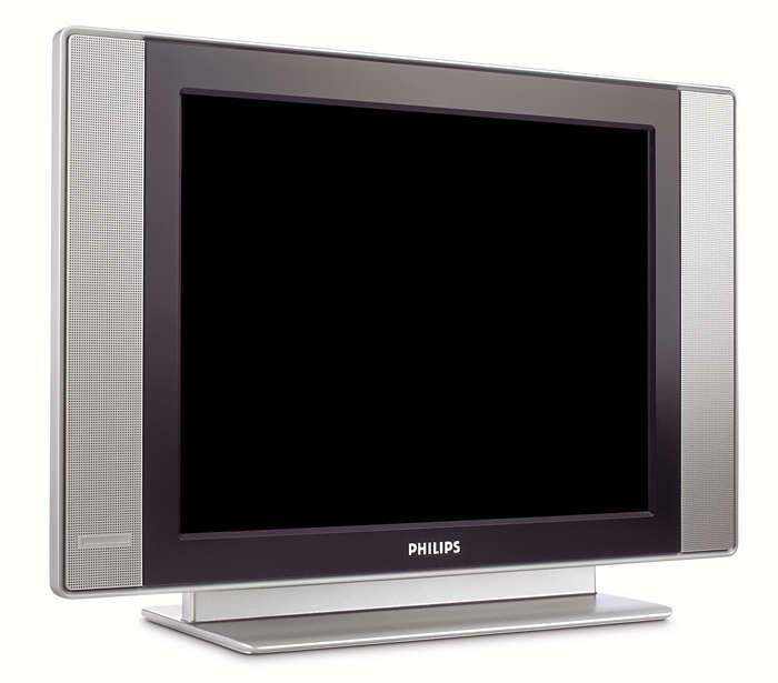 Flat TV con modo de hotel