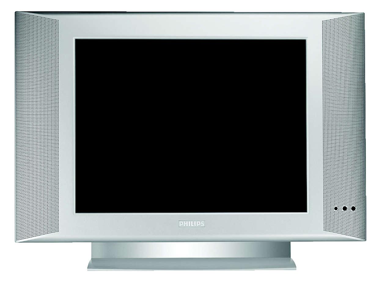 System Prepared Flat TV