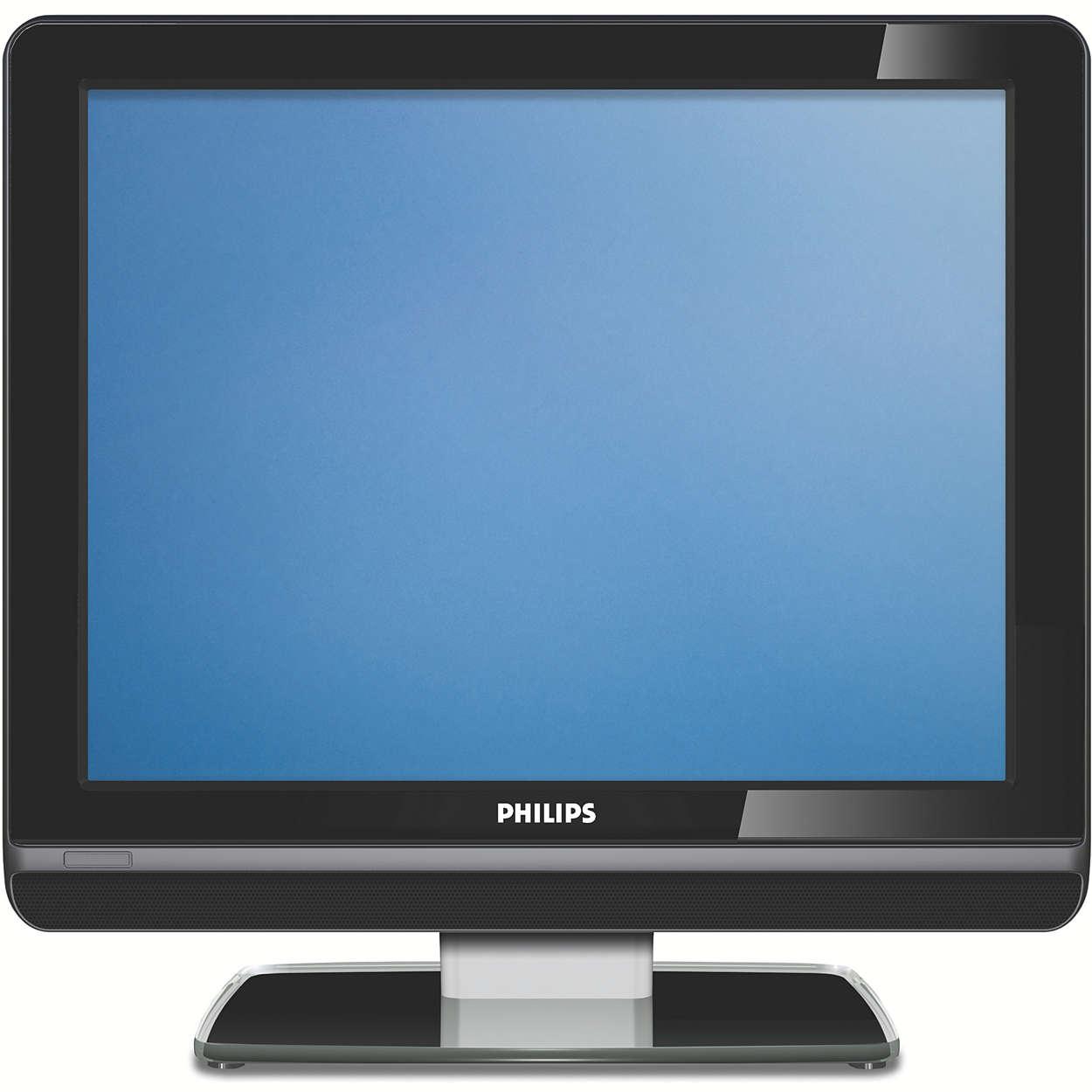 Flat Tv 20pfl5522d05 Philips