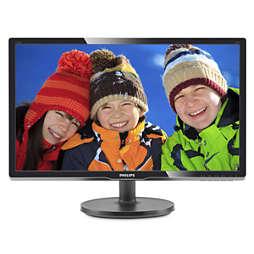 شاشة LCD