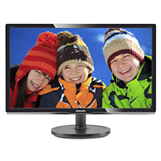 216V6LSB2/10 -    LCD monitor with SmartControl Lite