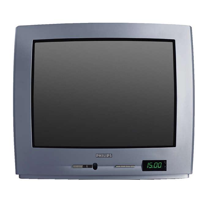 Televisor ProPlus compacto con modo de hotel