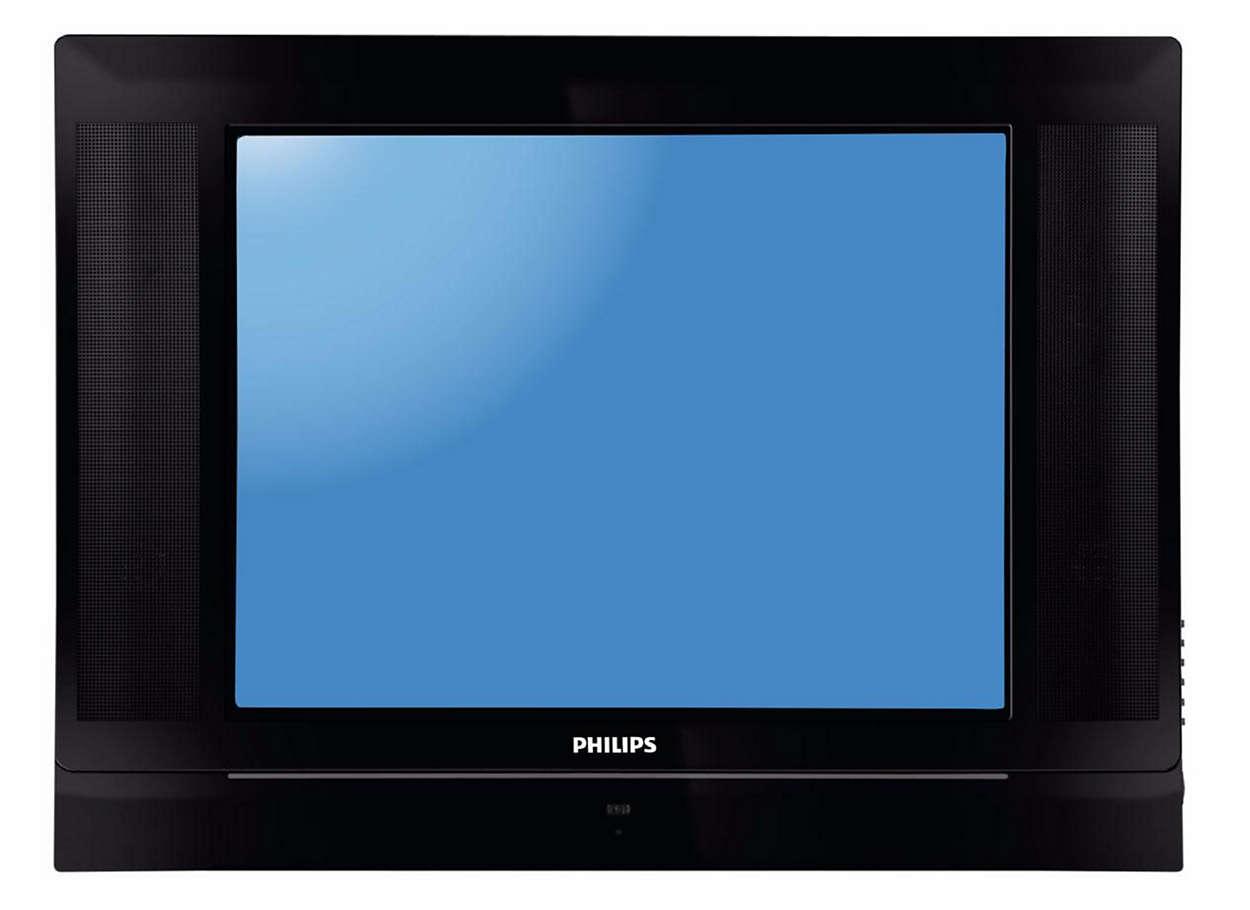 3000 series CRT TV