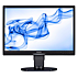 Brilliance LCD monitor s Ergo base, USB a zvukem