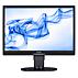 Brilliance LCD-skærm med Ergo-sokkel, USB og audio