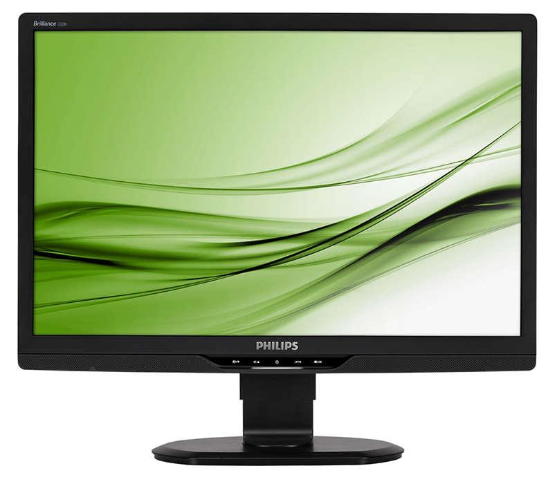 Milieuvriendelijke monitor voor extra hoge productiviteit