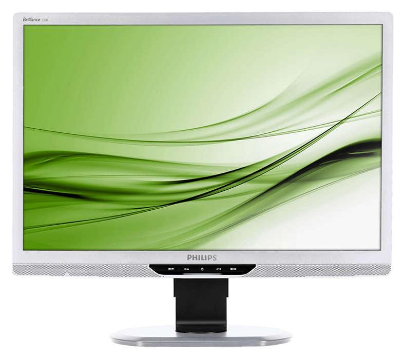 Miljøvenlig skærm giver øget produktivitet
