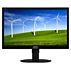 Brilliance LCD-Monitor mit LED-Hintergrundbeleuchtung