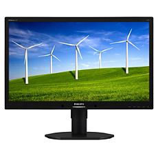 220B4LPCB/01  LCD monitor, LED backlight