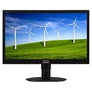Brilliance LCD monitorius, LED foninis apšvietimas