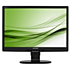 Brilliance LED-skjerm med Ergo-base, USB, lyd