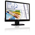 Brilliance LED monitor with Ergo base, USB, Audio