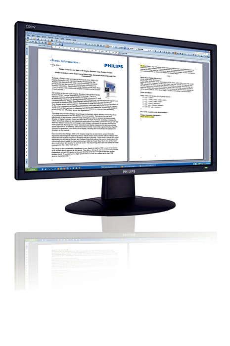 Ideel widescreen med den bedste ydeevne til prisen