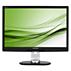 Brilliance LCD-näyttö ja Pivot-teline, USB, ääni