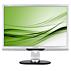 Brilliance LCD monitor with Pivot base, USB, Audio