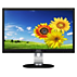 Brilliance LCD monitor, LED backlight