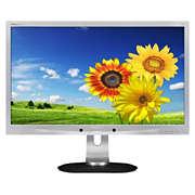 Brilliance LCD-kuvar, LED-taustvalgusega