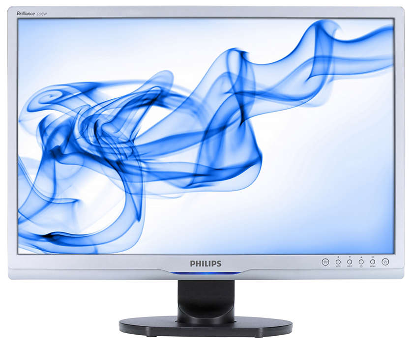 Schermo widescreen con numerose funzioni