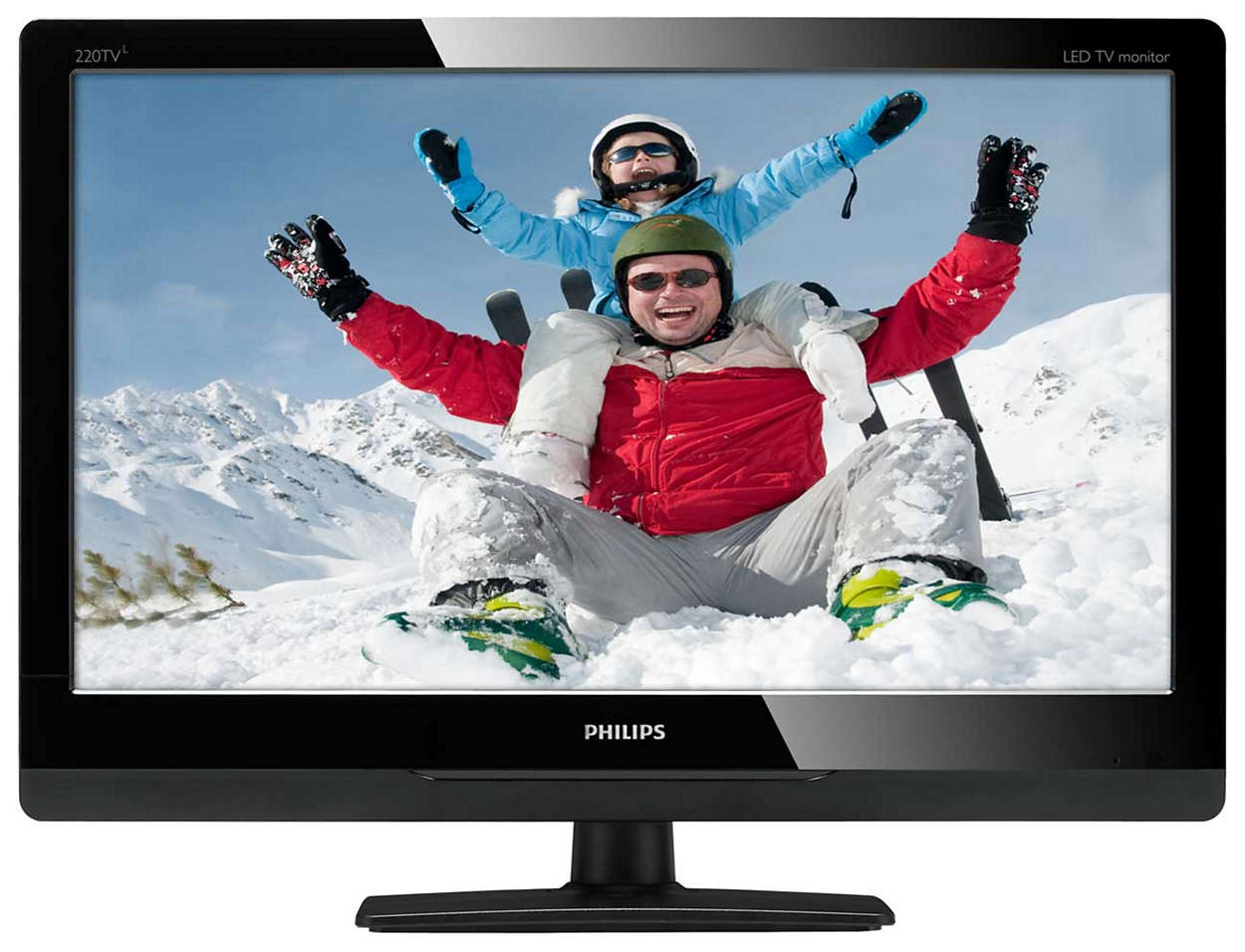 Great TV viewing on your Full HD LED monitor