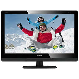 LCD monitor with TV tuner