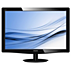 LCD монитор със светодиодна подсветка