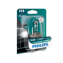 X-tremeVision car headlight bulb
