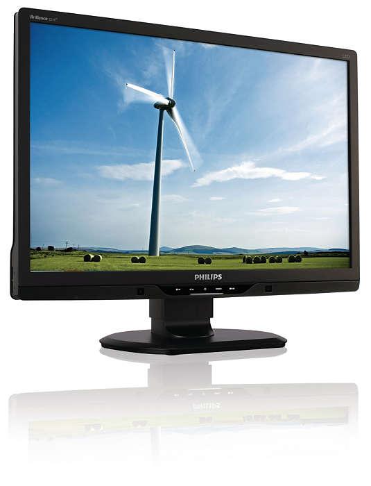 Innovative PowerSensor display saves energy bills