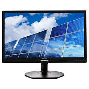 Brilliance Monitor LCD z technologią PowerSensor