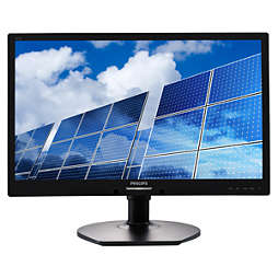Brilliance LCD monitors ar PowerSensor
