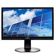 Brilliance Monitor LCD, cu iluminare de fundal LED