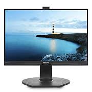 Brilliance LCD-monitor met PowerSensor