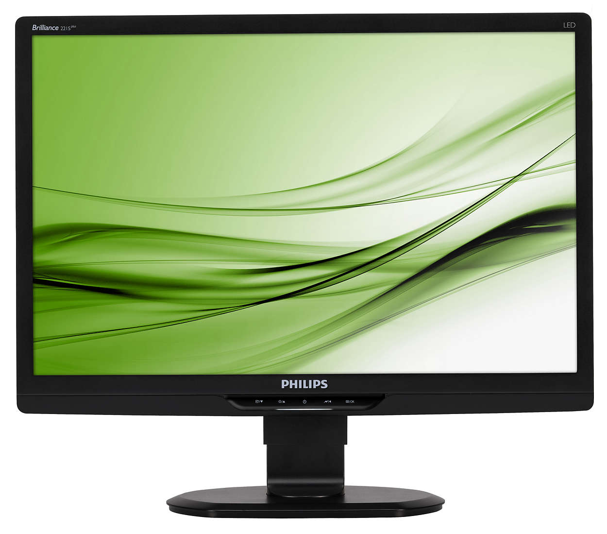 Productiviteitsverhogende ergonomische LED-monitor