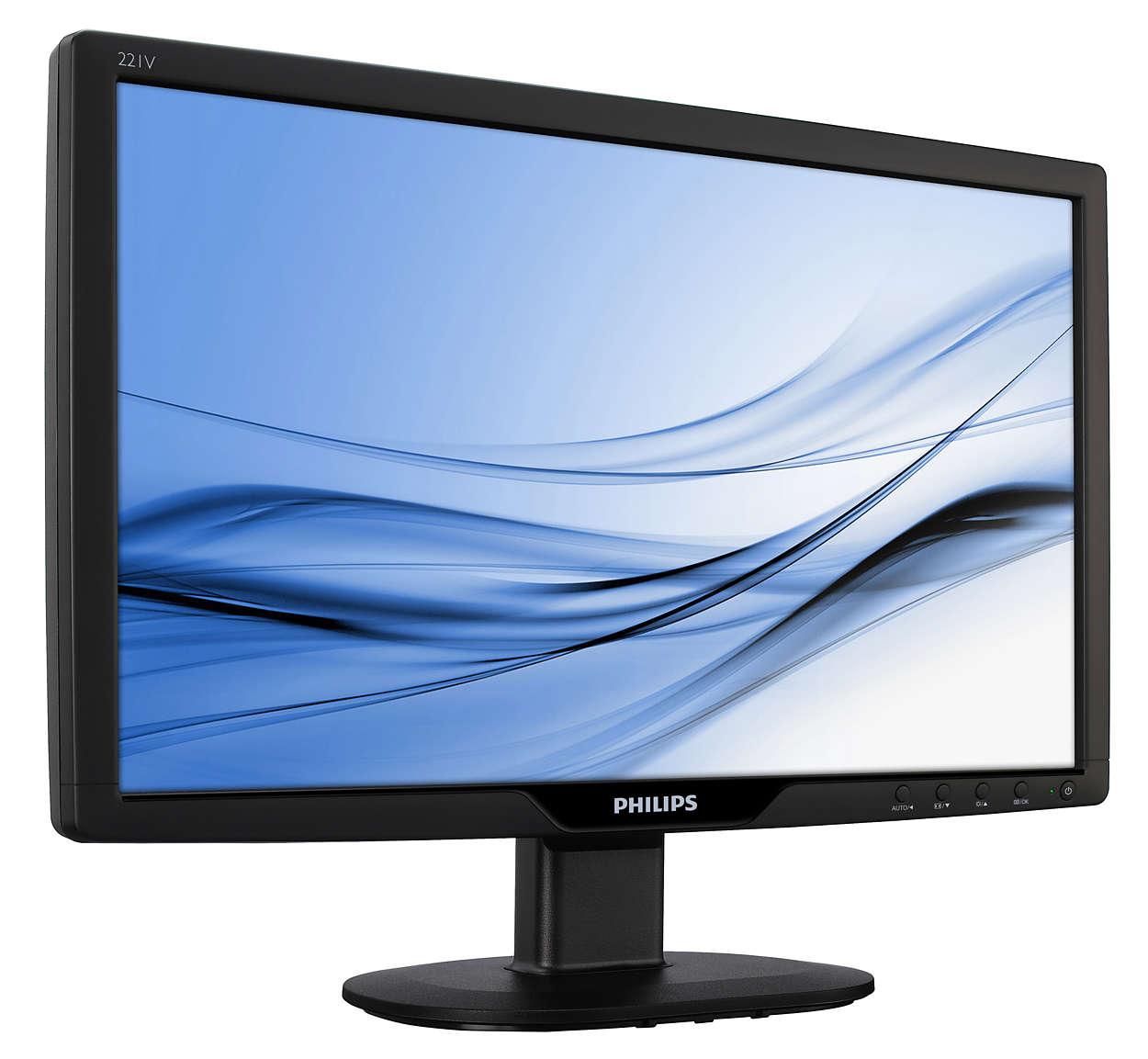 Monitor panorâmico com boa relação qualidade/preço