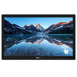 SmoothTouch özellikli LCD monitör