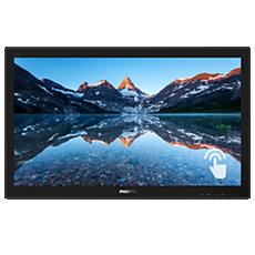 222B9TN/01  צג LCD עם SmoothTouch