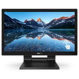 LCD-näyttö ja SmoothTouch
